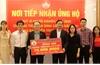 Ủy ban MTTQ tỉnh Bắc Giang: Tiếp nhận 270 triệu đồng ủng hộ đồng bào miền Trung