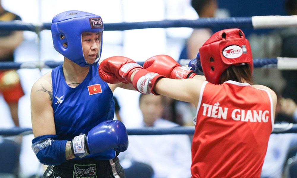 Fist of gold, Vietnamese Muay Thai queen, world championship quest, Bui Yen Ly, grit, pain and sacrifice, Muay Thai star