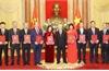Tổng Bí thư, Chủ tịch nước Nguyễn Phú Trọng trao quyết định bổ nhiệm và tiếp các Đại sứ, Trưởng cơ quan đại diện Việt Nam tại nước ngoài