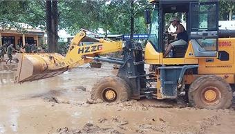 Vietnam braces for tropical storm Saudel
