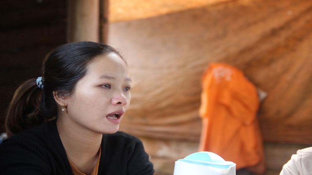 Vụ chiếm đoạt, 100 triệu , thân nhân công nhân Rào Trăng 3, Ngân hàng, chị Lê Thị Thu Thảo