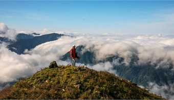 Trekking up Vietnam's seventh highest peak, Ta Chi Nhu