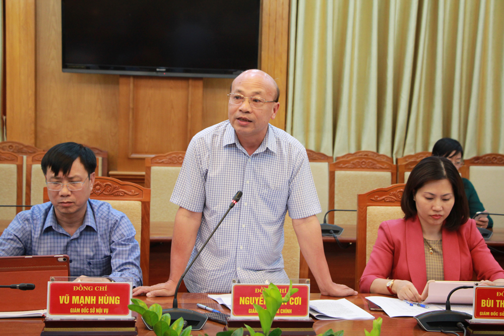 UBND tỉnh, Bắc Giang, dự thảo, nghị quyết