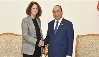 PM receives World Bank Country Director
