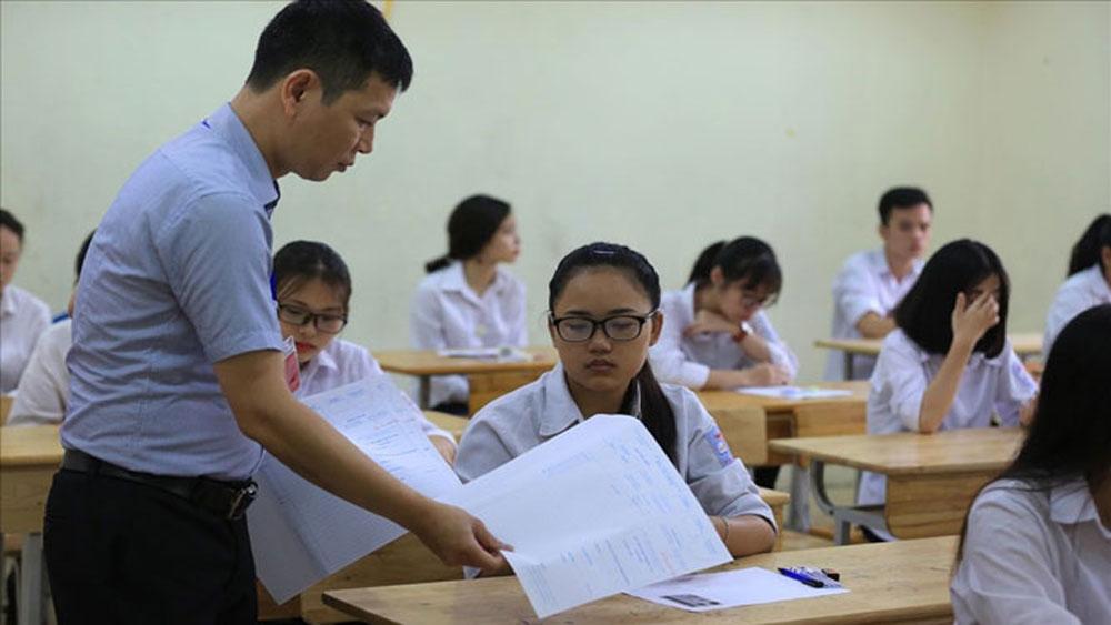 Chốt phương án, tổ chức kỳ thi tốt nghiệp THPT, năm 2021