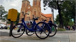 HCM City sets up public rental sites for bicycles