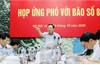 Bộ trưởng Nguyễn Xuân Cường: Ứng phó với bão số 8 và khắc phục hậu quả mưa lũ miền Trung