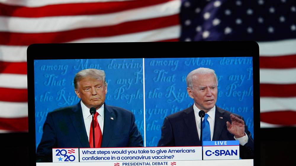 Bầu cử ở Mỹ: Giới chuyên gia đánh giá trái chiều về kết quả cuộc tranh luận cuối cùng giữa hai ứng cử viên
