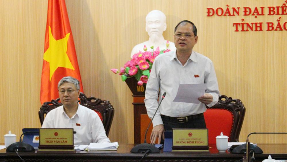 ĐBQH tỉnh Bắc Giang, tham gia lực lượng giữ gìn hòa bình, Liên hơp quốc