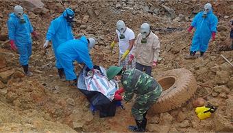 Fifth body retrieved from hydropower plant landslide, 12 still missing