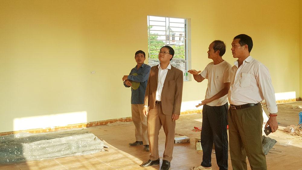 Lạng Giang, Bắc Giang, trách nhiệm cấp ủy, giải quyết việc khó