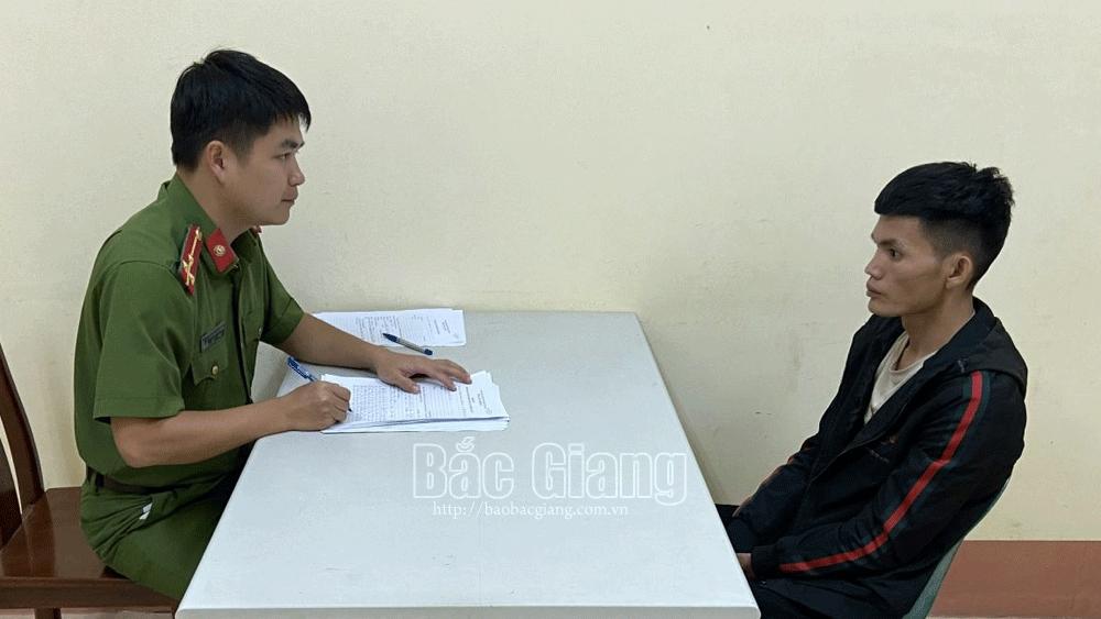 trộm cắp, Việt Yên, Bắc Giang, Lê Văn Hảo.