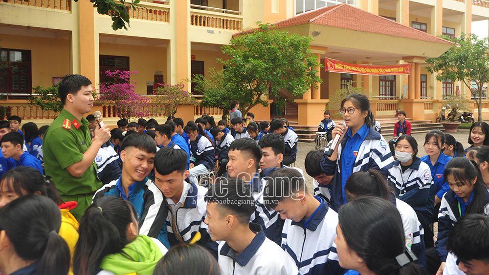 Bắc Giang: Nâng cao kỹ năng nhận biết, biện pháp phòng tránh xâm hại trẻ em và bạo lực học đường