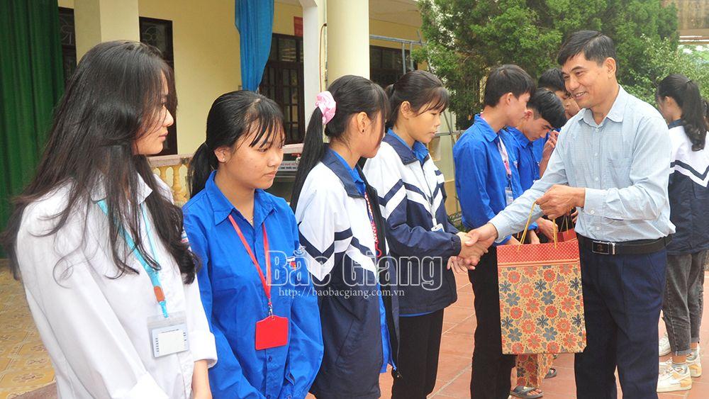 Bắc Giang, Trường THPT Mỏ Trạng, Yên Thế, phòng tránh xâm hại trẻ em, bạo lực học đường