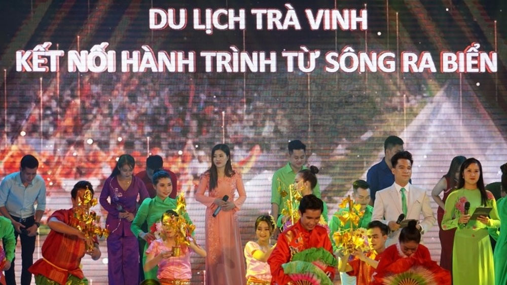 Southern Cuisine Festival, Cultural and Tourism Week, Tra Vinh Ok Om Bok Festival,  traditional cultural values, Vietnamese culture, national identity