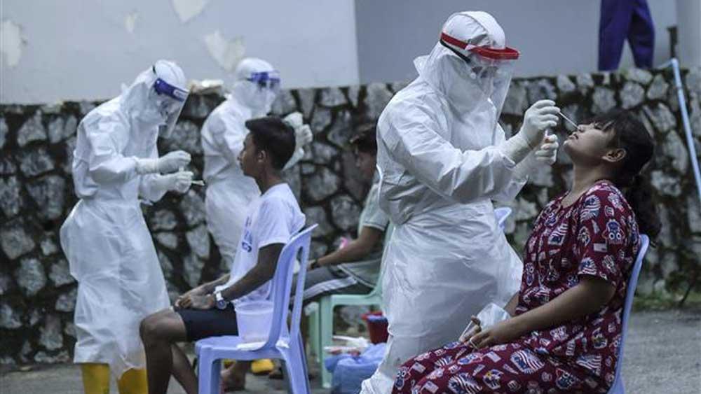 Covid-19,virus corona,dịch viêm đường hô hấp cấp,thế giới,trung quốc,việt nam,châu á,châu âu,châu mỹ,mỹ,brazil,ấn độ,nga,pháp,anh,