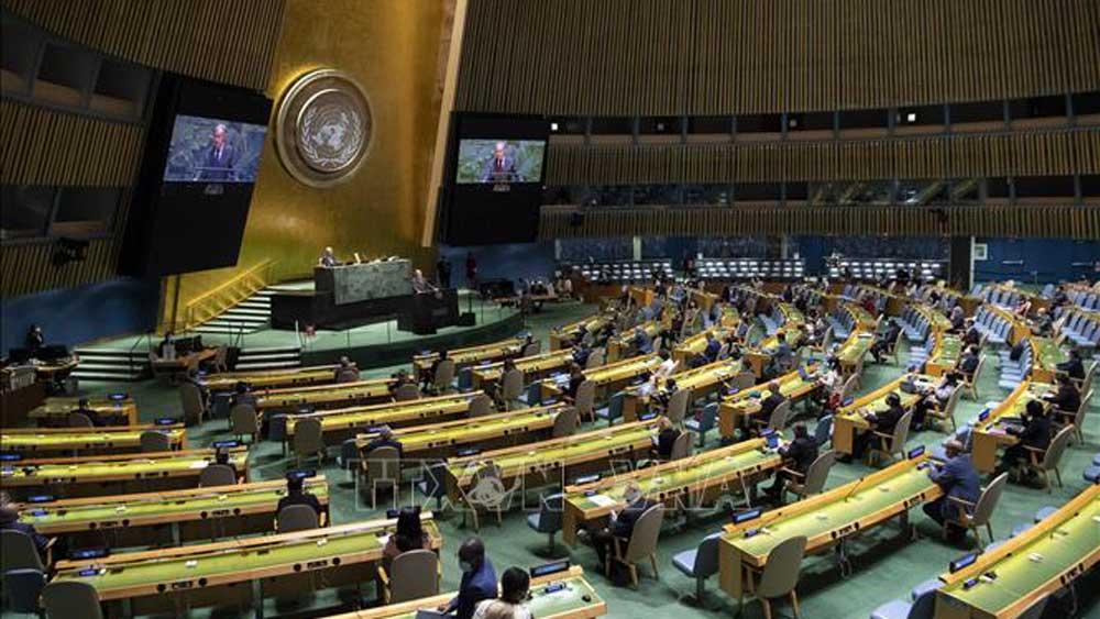 Liên hợp quốc,kỷ niệm 75 năm thành lập,COVID-19,biến đổi khí hậu,bất bình đẳng,Hiến chương Liên hợp quốc