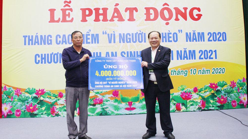 Bắc Giang, sản xuất, kinh doanh, doanh nghiệp, doanh nhân, an sinh xã hội