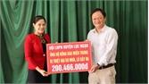 Lục Ngạn: Tiếp nhận hơn 1 tỷ đồng ủng hộ nhân dân miền Trung