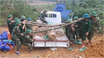 Central region floods unearth Vietnam War-era bomb