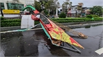 Storm Molave, mightiest in 20 years, makes landfall over central Vietnam