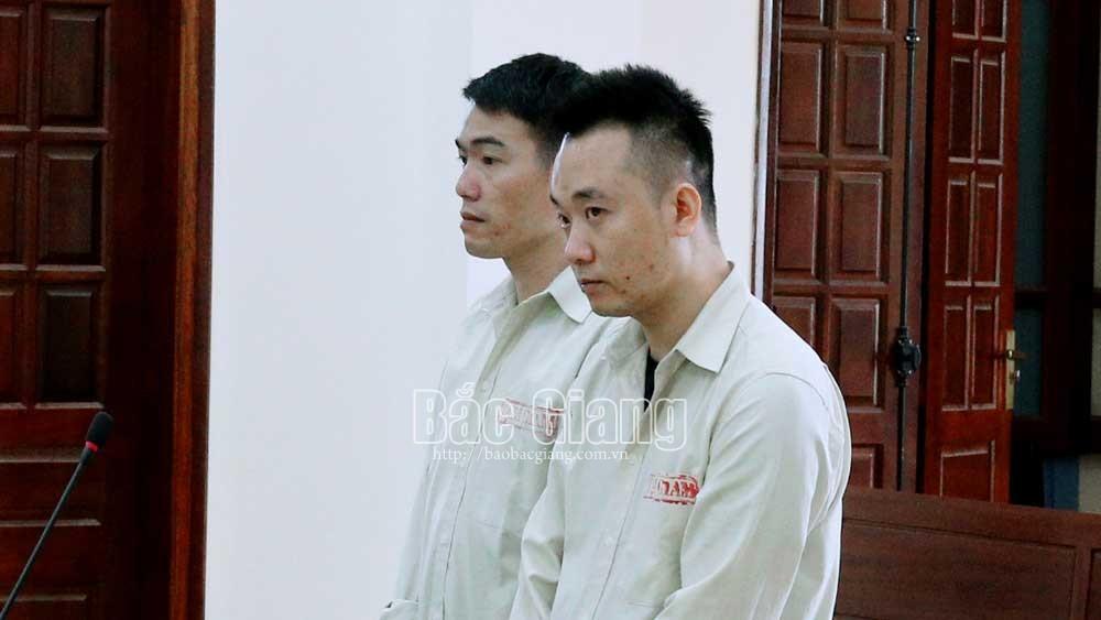buôn bán ma túy, tử hình, Bắc Giang, Lạng Giang.
