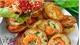 One-cent shrimp pancakes sizzle up HCMC street food scene