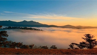 Five popular spots for cloud hunting in Da Lat