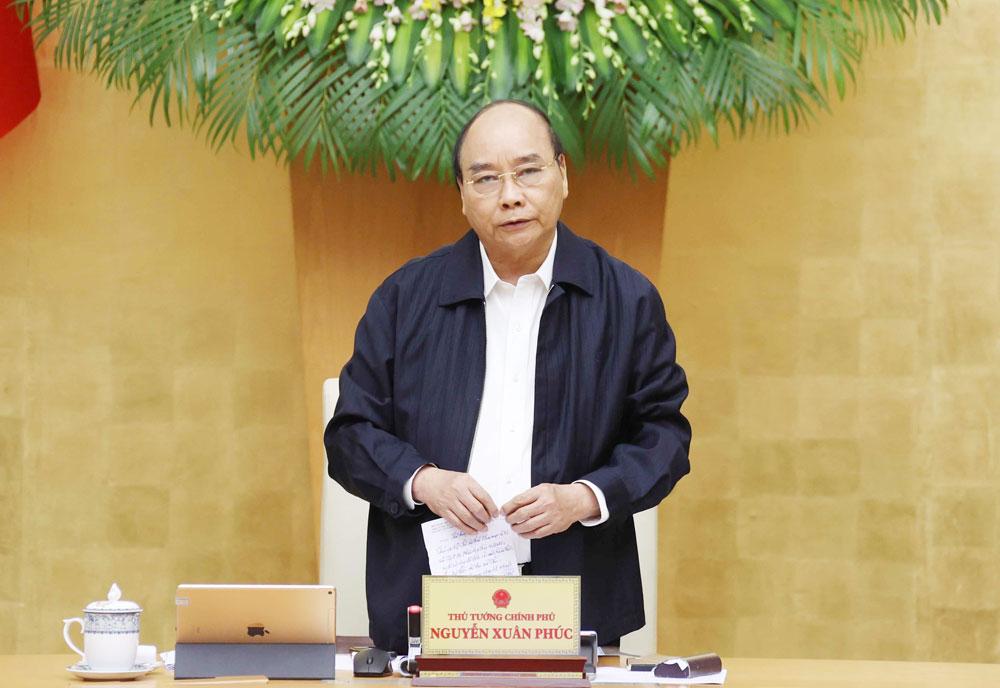 Thủ tướng Nguyễn Xuân Phúc, làm gấp đôi, gấp ba, bù đắp, tổn thất, mất mát, nhân dân miền Trung