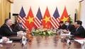 Phó Thủ tướng, Bộ trưởng Ngoại giao Phạm Bình Minh hội đàm với Ngoại trưởng Hoa Kỳ Michael Pompeo