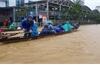 Miền Trung tiếp tục mưa to, khả năng ngập lụt