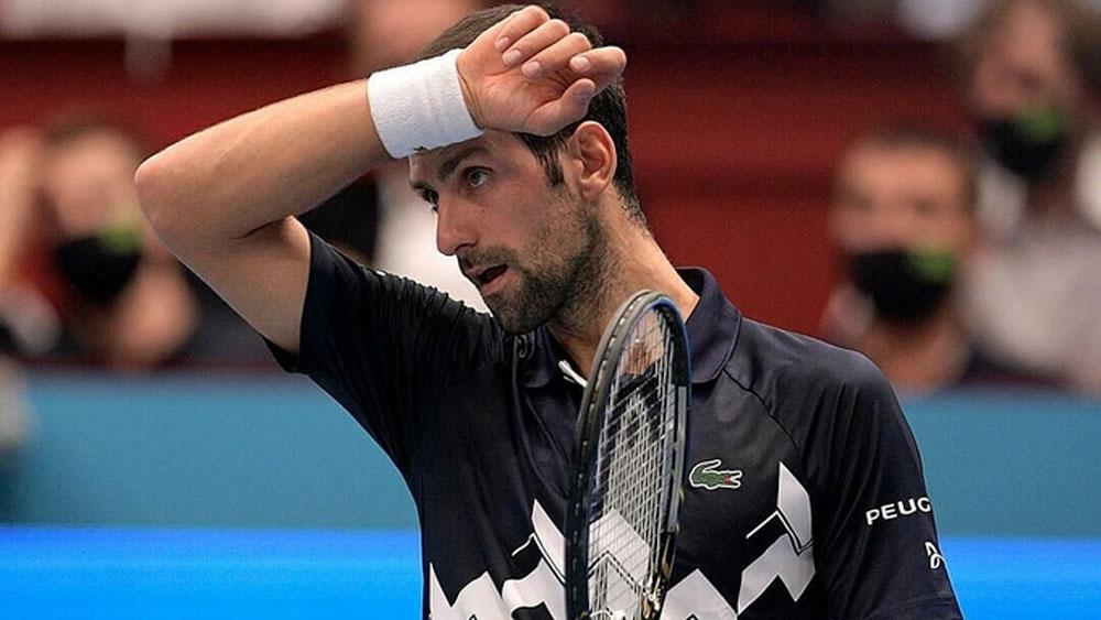 Djokovic , thua đậm,  tứ kết Erste Bank Open
