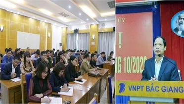 Chủ động tuyên truyền, đưa nghị quyết Đại hội Đảng vào cuộc sống