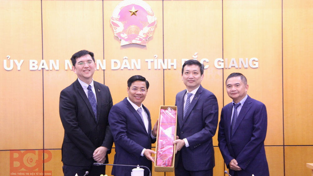 CapitaLand Group seeks investment opportunity in Bac Giang