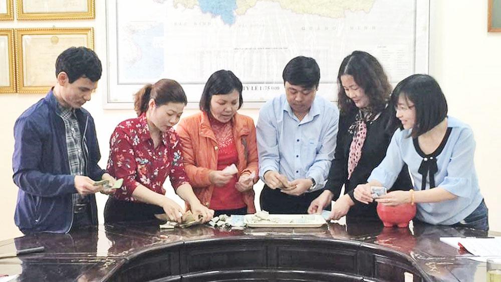 Chi bộ, Bắc Giang,  Đảng bộ Các cơ quan tỉnh Bắc Giang, sinh hoạt chi bộ