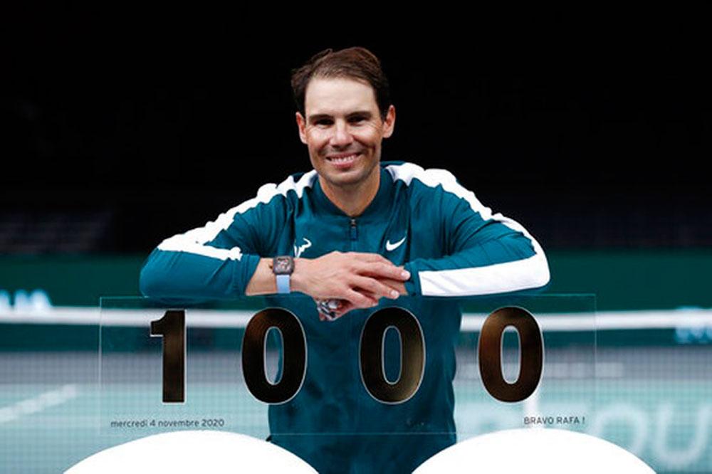 Rafael Nadal, paris master 2020, ATP 1000