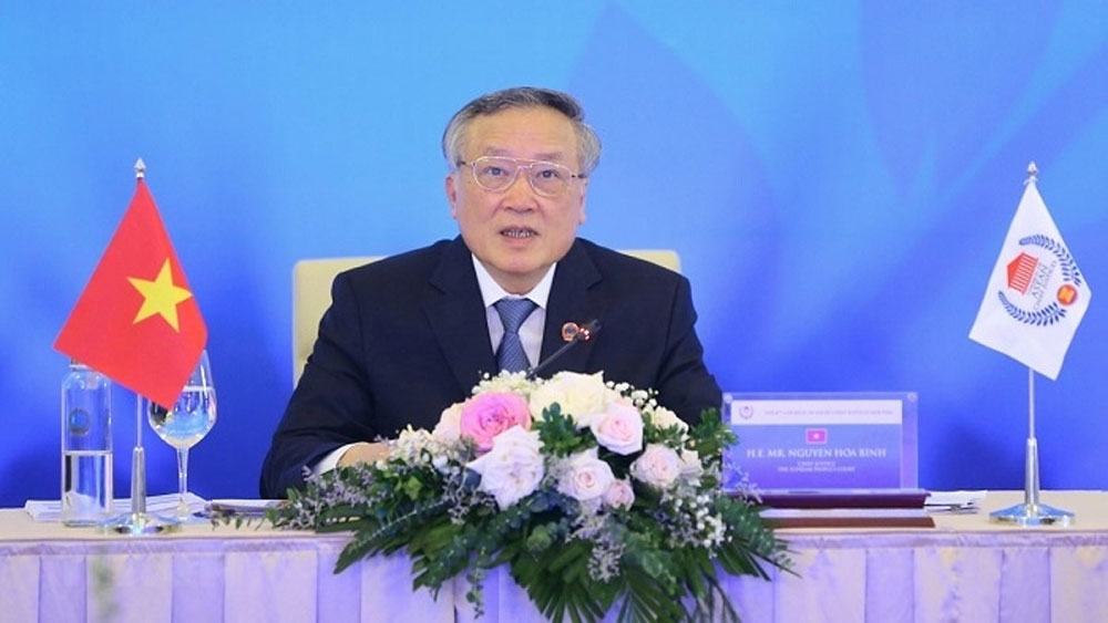 Nguyen Hoa Binh elected as President of Council of ASEAN Chief Justices