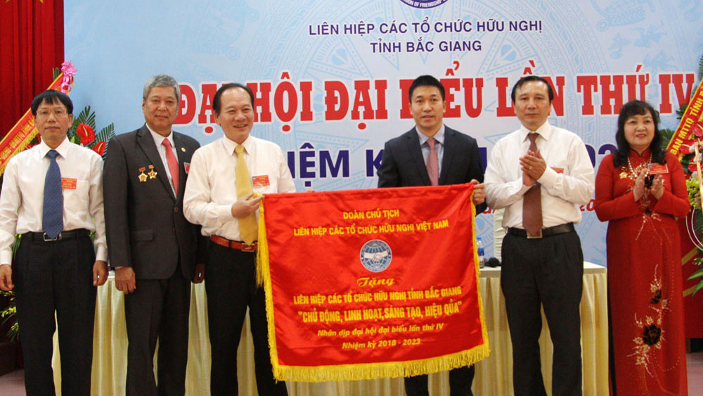 Bac Giang expands, improves quality of people-to-people diplomacy