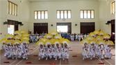Việt Yên: Hơn 500 vận động viên tham gia thi đấu tại hội khỏe truyền thống người cao tuổi