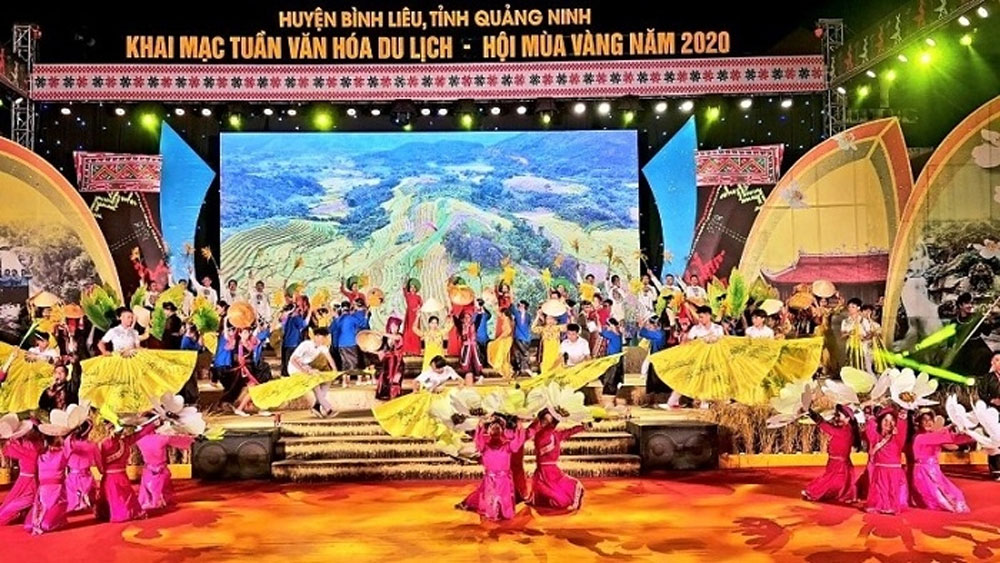 Tourism stimulating activities launched in Quang Ninh's border district