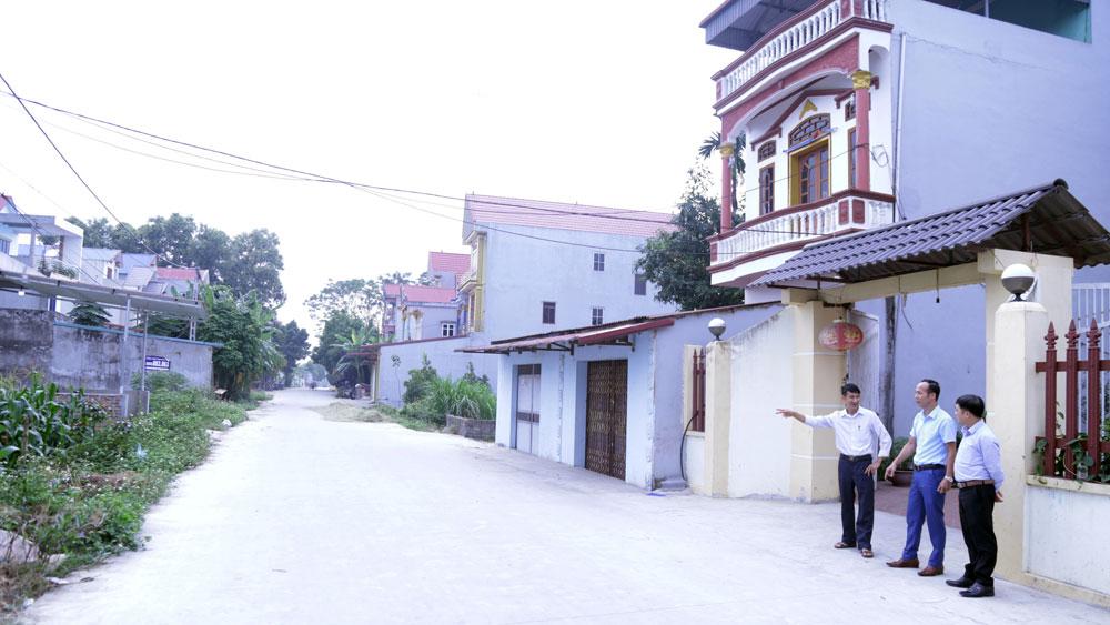 Chi bộ thôn Thái Thọ, xã Thái Sơn, huyện Hiệp Hòa, Bắc Giang,việc làm tốt