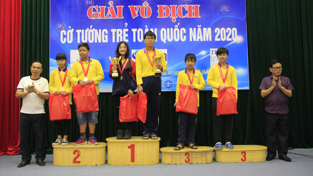 Host Bac Giang ranks second at National Youth Traditional Chess Championships