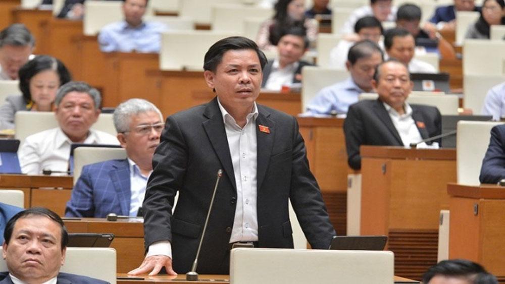 Bộ trưởng Bộ GTVT: Đang thu xếp vốn ODA của Nhật Bản để nâng cấp tuyến Hà Nội - Bắc Giang