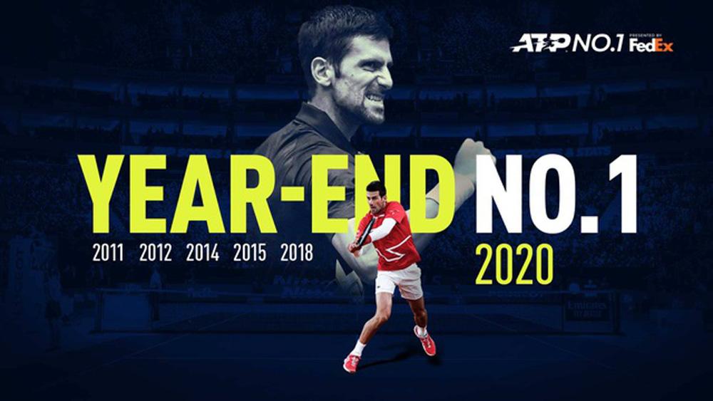 Novak Djokovic, Rafael Nadal, ATP Finals