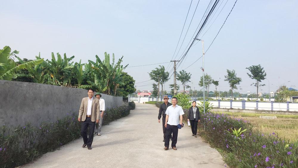 Lạng Giang xây dựng đời sống văn hóa ở khu dân cư