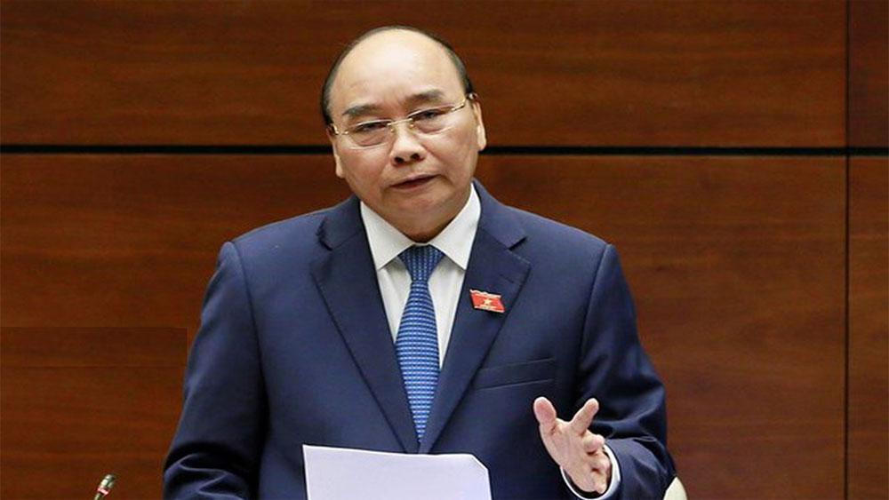 """Thủ tướng Nguyễn Xuân Phúc: """"Đề xuất trồng 1 tỷ cây xanh 5 năm tới"""""""