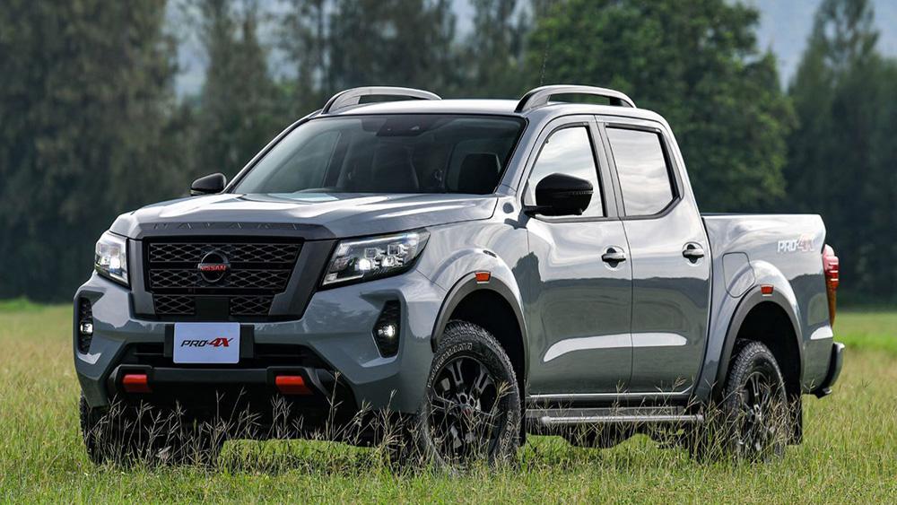 Nissan Navara 2021 chào Đông Nam Á