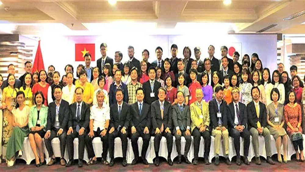 JICA offer human resource development scholarships to 60 Vietnamese civil servants