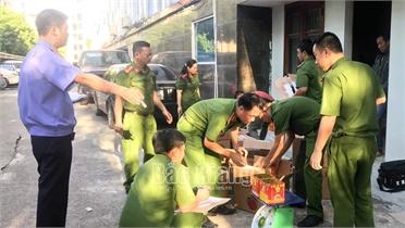 Bắc Giang: Triệt phá ổ nhóm vận chuyển trái phép 3,4 tấn pháo nổ