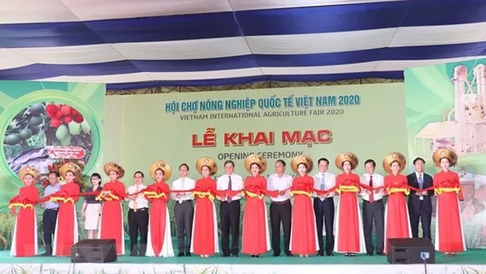 Vietnam International Agricultural Fair opens